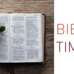 Bibeltime