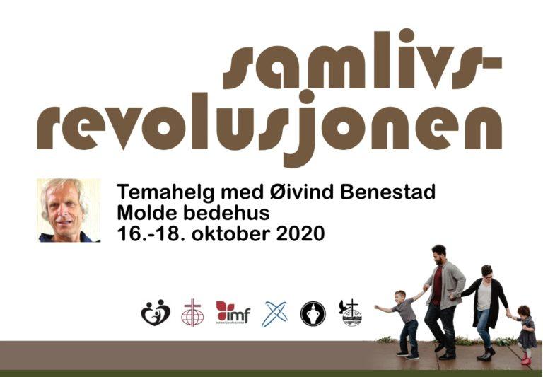 Temahelg 16.-18. oktober – Samlivsrevolusjonen
